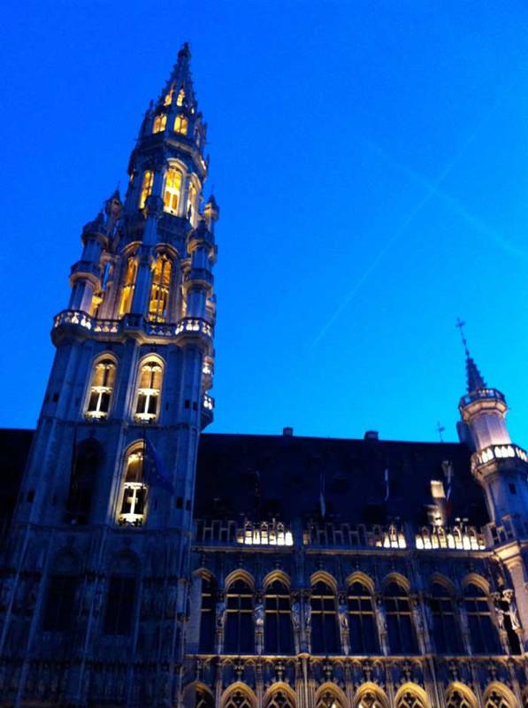 City Hall Brugge
